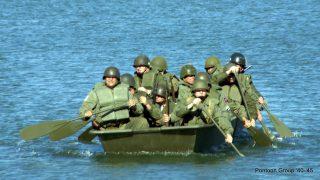 Assault boats (3)